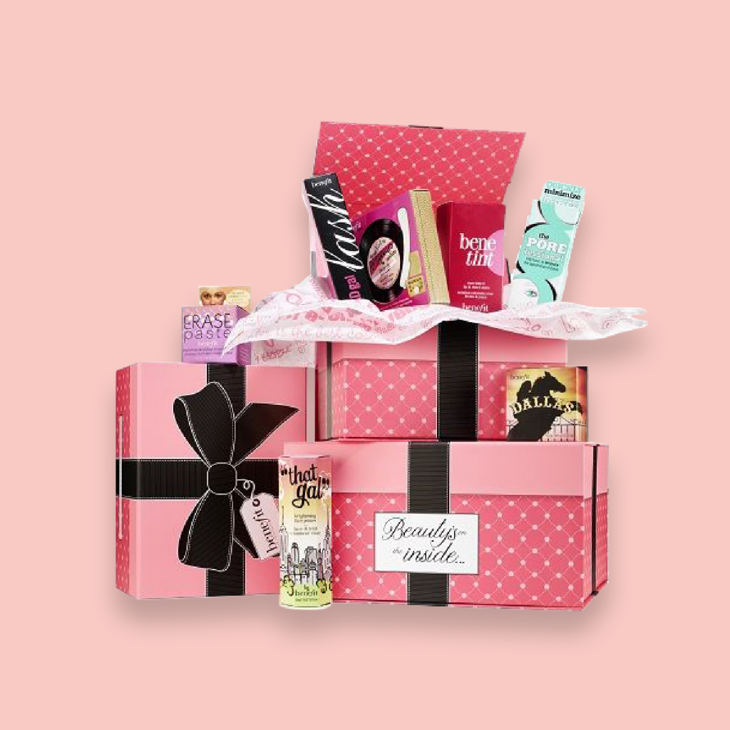 Coffret_Benefit Silky