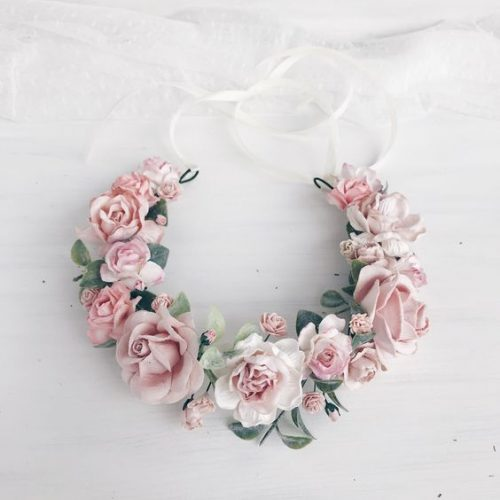 Couronne fleurs_Givenchy Silky