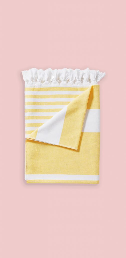 Beach Towel Capri Silky
